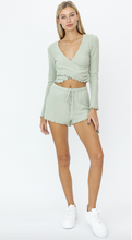 Load image into Gallery viewer, ScreenShot2021-01-04at12.02.49PM.png 952 × 1428px Modern Romance Boutique - Julia Ribbed Shorts