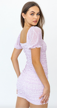 Load image into Gallery viewer, Gabby Floral Mini Dress