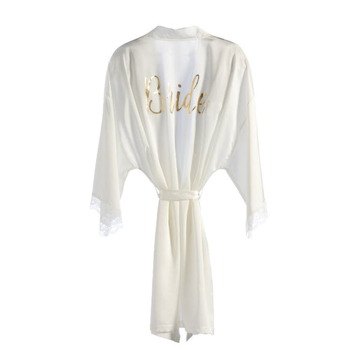 Modern Romance Boutique - Bride Robe
