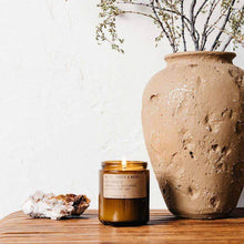 Load image into Gallery viewer, Amber & Moss Soy Candle