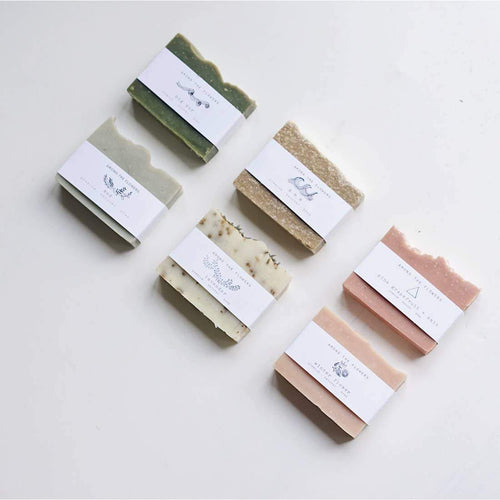 Cold Pressed Soap Bars