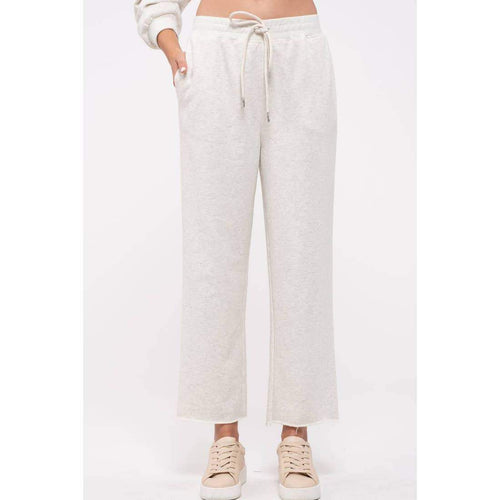 Drawstring Waist Lounge Pants