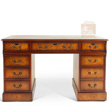 Load image into Gallery viewer, Burr Poplar Desk