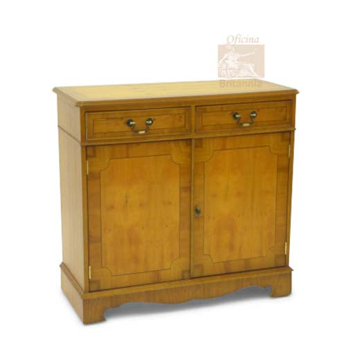 YEW Traditional English Antique Reproduction Sideboard