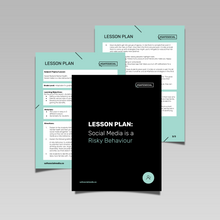 Load image into Gallery viewer, 6 Pack Bundle of #SafeSocial Lesson Plans