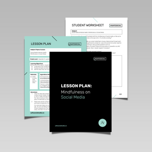 6 Pack Bundle of #SafeSocial Lesson Plans