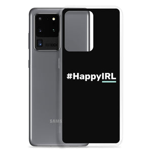 """#HappyIRL"" Samsung Phone Cases"