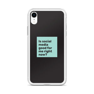 """Self Check-Ins"" iPhone Cases"