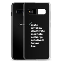 "Load image into Gallery viewer, ""Big Words"" Samsung Phone Cases"