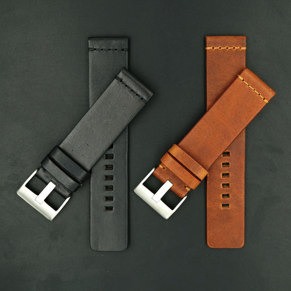 Horween Leather Watch Straps