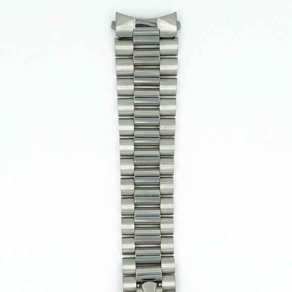 Stainless Steel President Watch Strap
