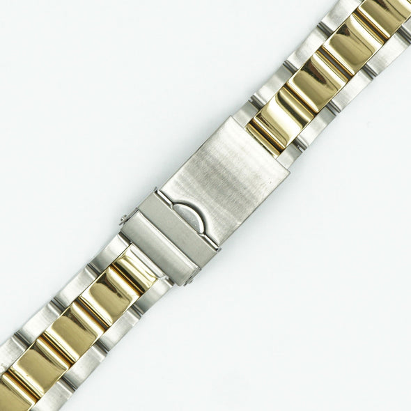 20mm Dual Tone Watch Bracelet - Submariner
