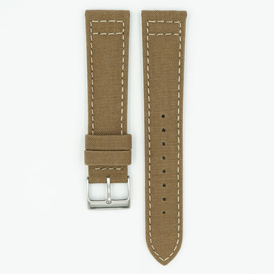 Cordura Fabric Sand Watch Strap