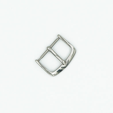 Stainless Steel Standard Polished Watch Buckle