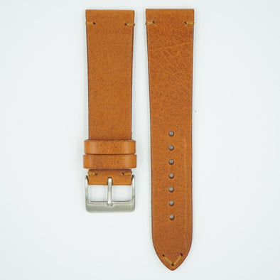 Vintage Vegetable Tanned Tan Leather
