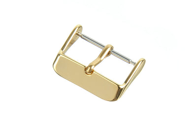 Polished Classic Gold Buckle