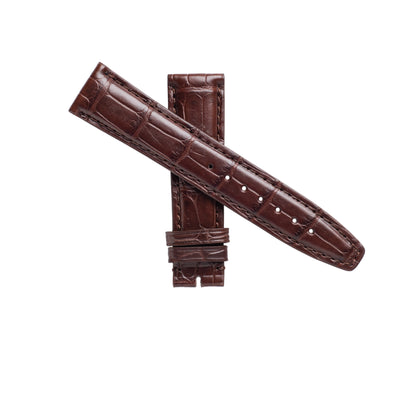 IWC Portuguese Leather Watch Band - Brown