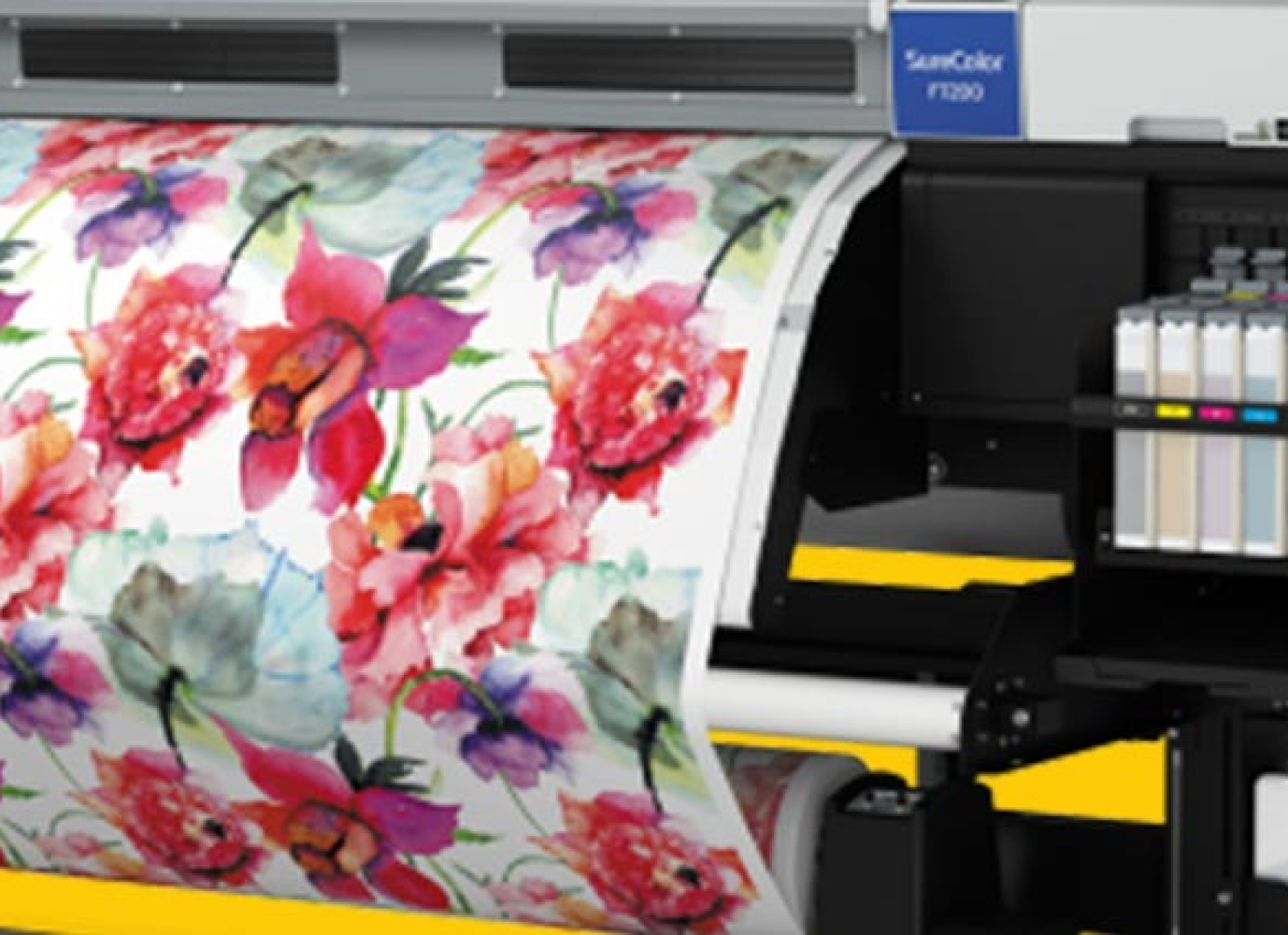 State of the art High-speed Industrial Printer