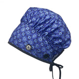 Ear Relief Bouffant Cap (Casablanca - Navy)