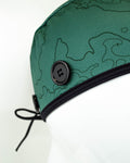 Ear Relief Standard Cap (Treasure Hunt-Green)