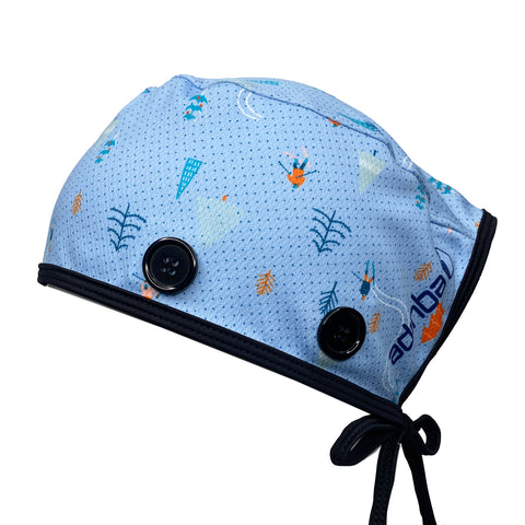 Ear Relief Standard Cap (Winter Wonderland)