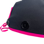 Ear Relief Standard Cap (BLACK w/ PINK)