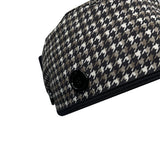 Ear Relief Standard Cap (Houndstooth)
