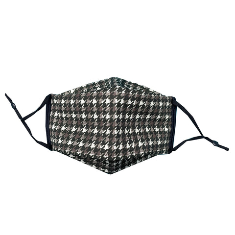 Equipe Premium Face Mask (Houndstooth)
