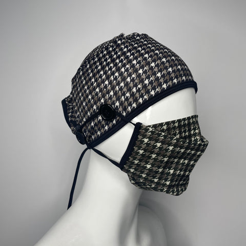 Matching Standard Set (Houndstooth)