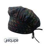 Ear Relief Bouffant Cap (RAINBOW LOVE)