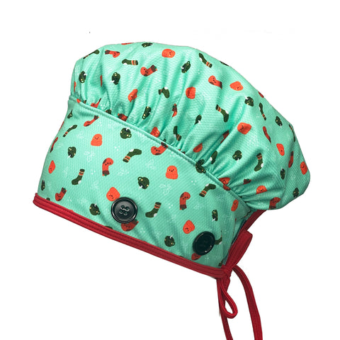 Ear Relief Bouffant Cap (Cozy)