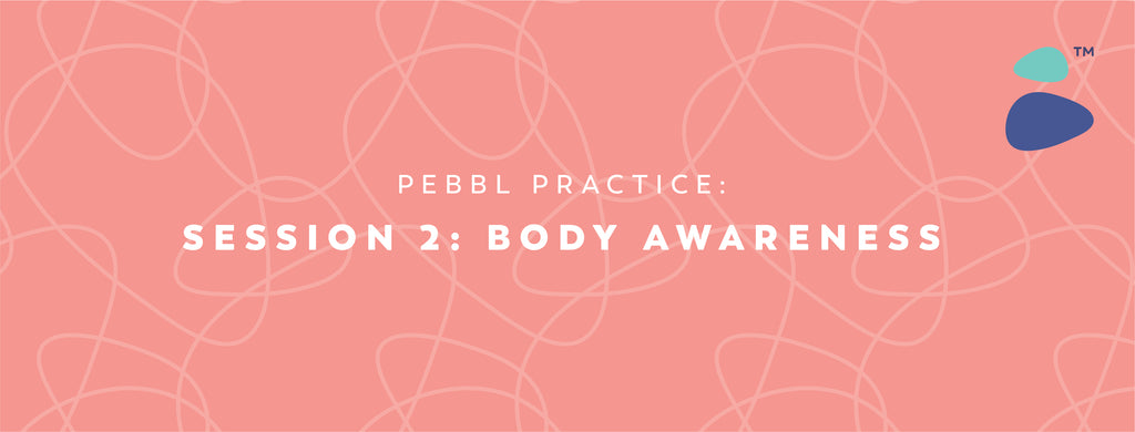 Pebbl Practice Session 2: Body Awareness