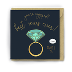 Load image into Gallery viewer, Magic Bean Engagement Card by Lucy & Lolly
