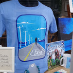 Load image into Gallery viewer, 500 Miles Scottish T-Shirt by Brave Scottish Gifts