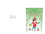 Load image into Gallery viewer, LITTLE STICKER DOLLY DRESSING CHRISTMAS BOOK