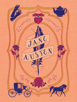 Load image into Gallery viewer, Jane Austen Literary Stationery Set
