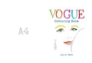 Vogue Colouring Book