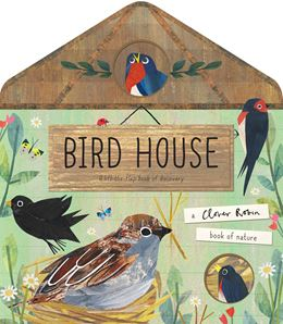 Lift the Flap Bird House Book of Discovery