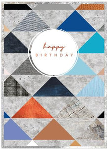 Cobalt Birthday Cards