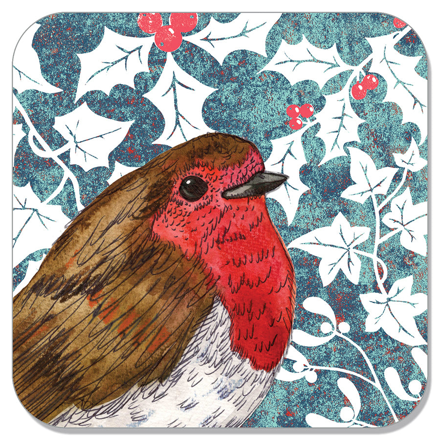 Christmas Coaster by Perkins & Morley
