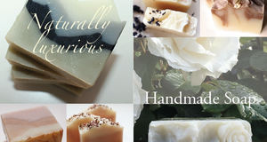 Highlands Luxury Bar Soap Gift (Set of 6 Handmade Soaps) Made in Scotland by Gra Lifestyle