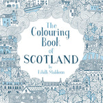 Load image into Gallery viewer, The Colouring Book of Scotland by Eilidh Munro