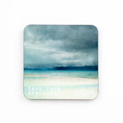 Scottish Landscape Magnet by Cath Waters