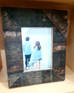 Whisky Barrel Stave Frame - Small Made in Scotland by Whisky Frames