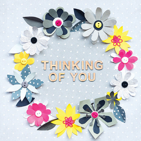 Thinking of You - Georgia Breeze Card