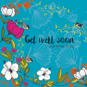 Get Well Card designed by Ilana Ewing