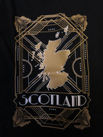 Load image into Gallery viewer, Art Deco Gatsby Style T-Shirt - Brave Scottish Gifts