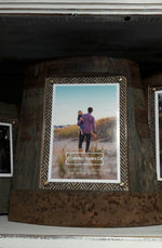 Load image into Gallery viewer, Whisky Barrel Ring Chime Frame Made in Scotland by Whisky Frames