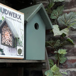 Load image into Gallery viewer, Bird Box Handmade in Scotland by Wudwerx