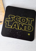 Load image into Gallery viewer, Brave Single Coaster - Scotland Galaxy